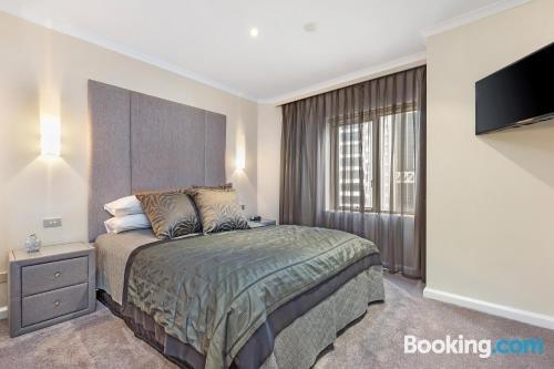 Photo: Quay West Sydney CBD Modern One Bedroom Apartment 1201GLO