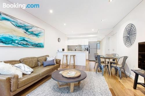 Photo: St Leonards Modern One Bedroom Apartment 9ALB