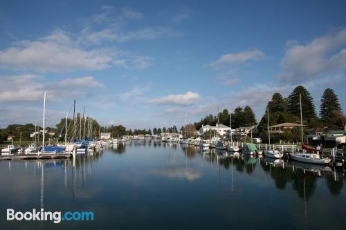 Photo: Coach House Port Fairy