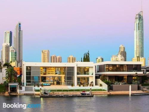 Photo: Luxury Waterfront Home Gold Coast
