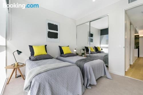 Photo: St Leonards Self-Contained Two-Bedroom Apartment 803NOR