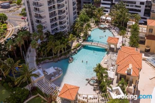 Photo: Holiday Holiday Chevron Renaissance self contained apartments