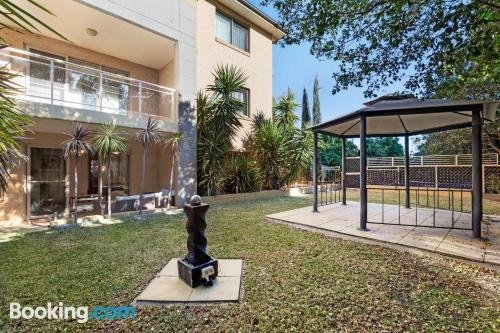 Photo: Castle Hill Modern Two Bedroom Apartment 34MER