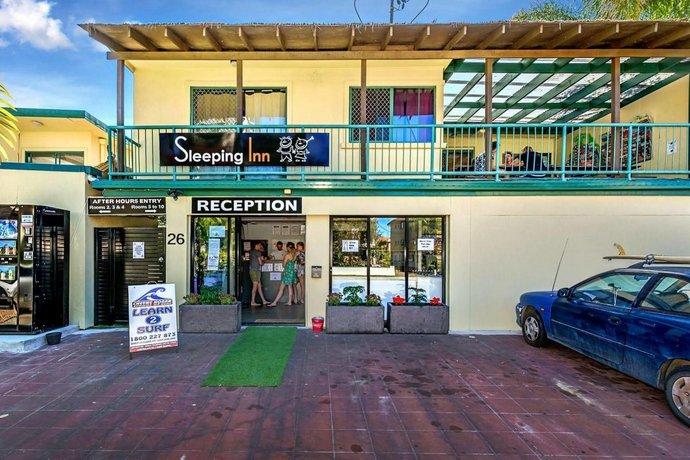 Photo: Sleeping Inn Backpackers Gold Coast