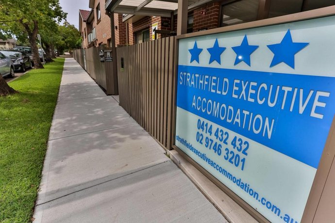 Photo: Strathfield Executive Accommodation