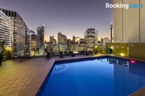 Photo: Paxsafe Sydney Hyde Park 305