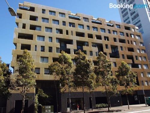 Photo: Zetland Modern Holiday Apartment Inner Sydney CBD