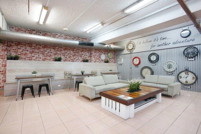 Photo: Jackaroo Hostel Sydney