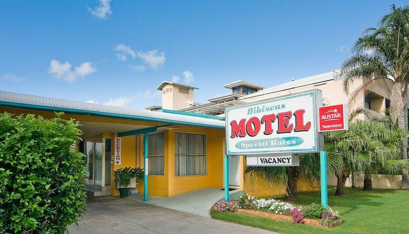 Photo: Hibiscus Motel
