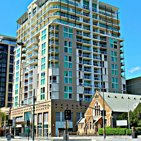 Photo: Adelaide DressCircle Apartments North Terrace