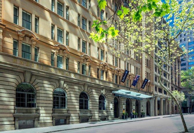 Photo: Radisson Blu Plaza Hotel Sydney