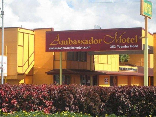 Photo: Ambassador Motel