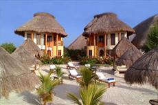 Villas Paraiso del Mar Hotel Holbox Island foto.