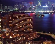 InterContinental Hotel Hong Kong foto.