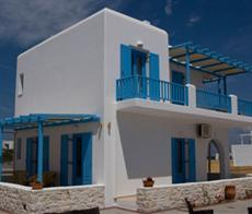 Captain`s Dream Villas Ampelas