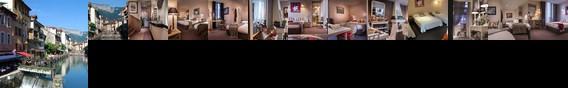 Hotel Des Alpes Annecy