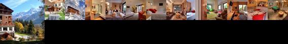 Hotel Les Campanules Les Houches