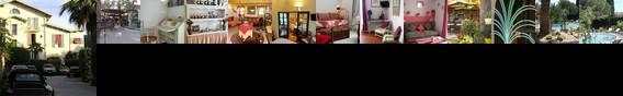 Hotel De Charme Villa Roseraie Vence