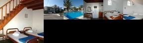 Hotel Alafuzos Agia Paraskevi (Santorini)
