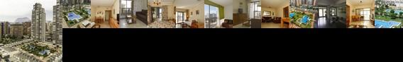 Apartamentos Gemelos XX Benidorm