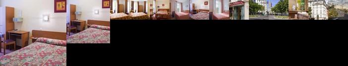 Hotel de la Place des Alpes
