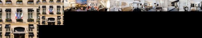 Starhotels Castille Paris
