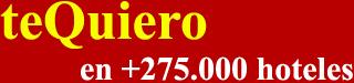 tequiero.com en más de 275 mil hoteles