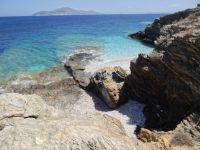 Μικρές Κυκλάδες - Σχοινούσα - Παραλία Βότσαλα