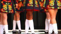 Des danseuses de musique folklorique irlandaise - ronnie44052 - cc