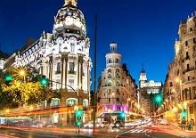 Hoteles en Madrid, España, 1.988 alojamientos