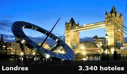 3.340 hoteles en Londres - Booking Center