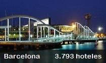 3.793 hoteles baratos en Barcelona