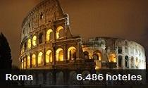 6.486 Booking hoteles en Roma