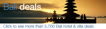 Hotel deals in Bali, Indonesia