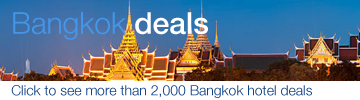 Hotel deals in Bangkok, Thailand