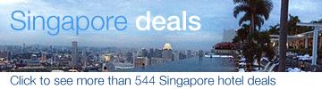 Hotel deals in Singapore, Singapore
