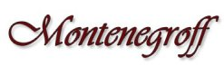 Логотип Montenegroff