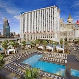 Excalibur Hotel & Casino, Las Vegas, US