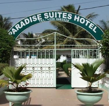 Paradise Suites Hotel - dream vacation