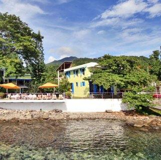 Castle Comfort Dive Lodge - dream vacation