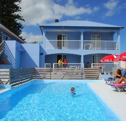 Hostellerie Du Domaine De Le Araucaria - Saint-Pierre -