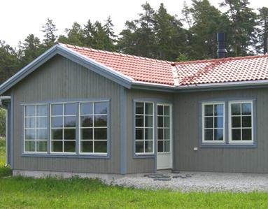 Bondestugan Frojel Sandhamn Cottage - dream vacation