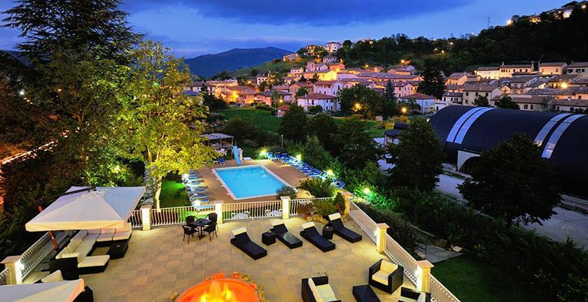 Hotel Benessere Villa Fiorita