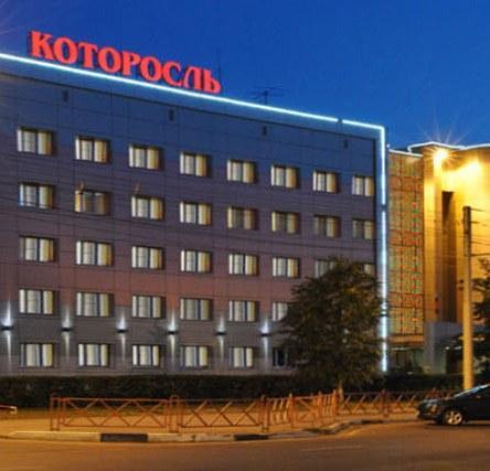 Гостиничный комплекс Которосль