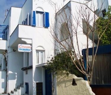 Pension Verykokkos Naxos - Naxos -