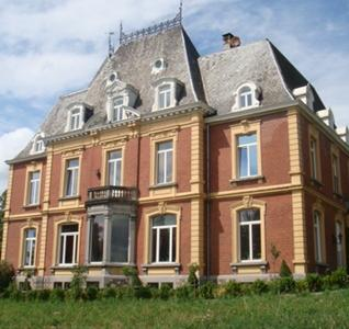 Chateau Neufays - dream vacation