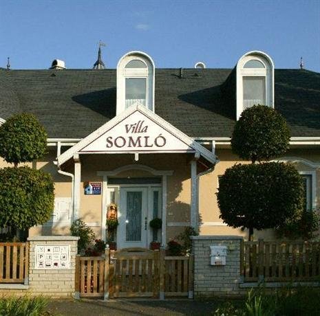 Villa Somlo - dream vacation