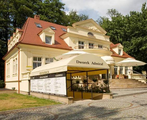 Dworek Admiral - dream vacation