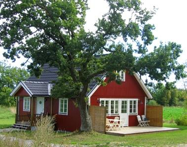 Bondestugan Bysen Hellvi Cottages - dream vacation