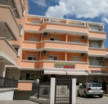 Garni Hotel Mena - dream vacation